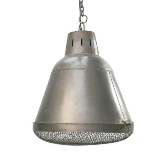 Hanglamp_Gaas_XL_Raw_Iron_Metaal_Korf_47x47x45_cm_Detail_Vooraanzicht_