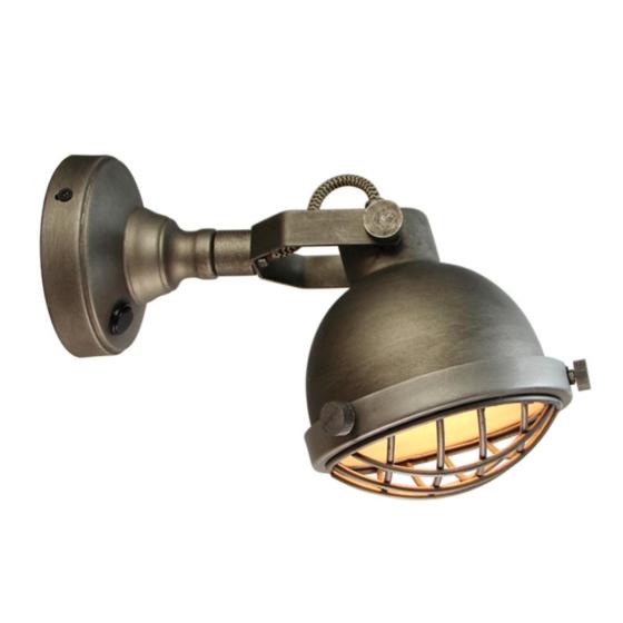 LED_Wandlamp_Cas_Burned_Steel_13_5x25x17_cm
