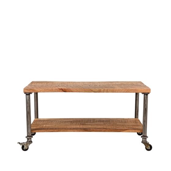 coffee_table_flex_rough_mangohout_vintage_metaal_90x60x45_cm_vooraanzicht_1