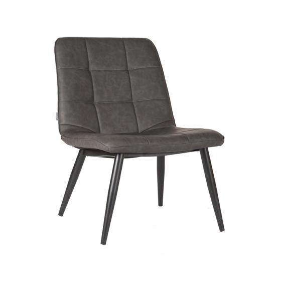 fauteuil_james_antraciet_pu_zwart_metaal_60x73x80_cm_perspectief