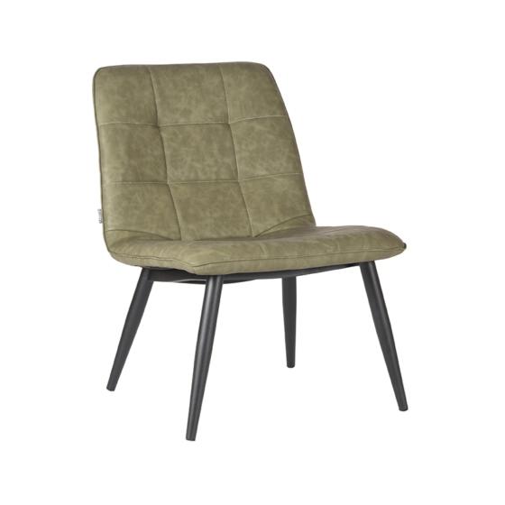 fauteuil_james_army_pu_zwart_metaal_60x73x80_cm_perspectief