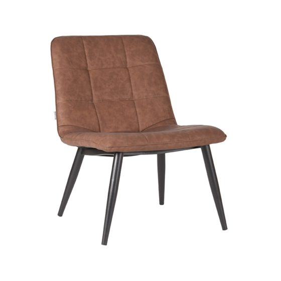 fauteuil_james_bruin_pu_zwart_metaal_60x73x80_cm_perspectief