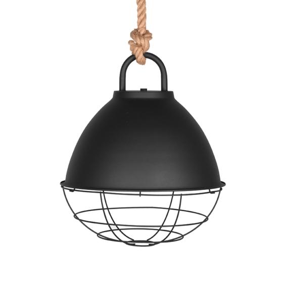 hanglamp_korf_zwart_metaal_touw_48x48x56_cm_voorkant